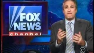 Jon Stewart vs. Herman Cain & Fox on Alleged Racist Joke