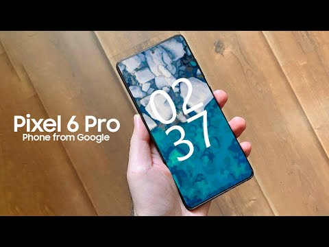 Google Pixel 6 Pro Is HERE!