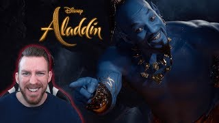Disney's Aladdin - Special Look: In Theaters May 24 - Reaction!