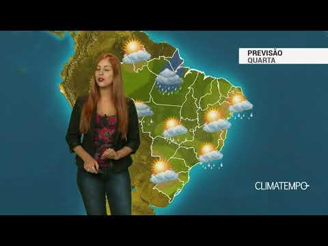 Clima: Meteorologia alerta para temporais na região Sudeste ao longo desta quarta-feira (21)