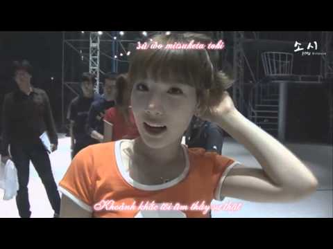 [Vietsub] Not Alone - SNSD @ Girls' Generation 2nd Album - Girls & Peace