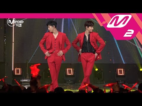 [MPD직캠] 동방신기 직캠 4K '운명(The Chance of Love)' (TVXQ! FanCam) | @MCOUNTDOWN_2018.4.12