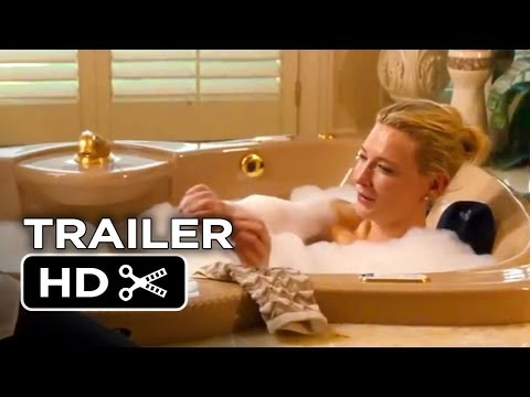 Blue Jasmine Official Trailer #1 (2013) - Woody Allen Movie HD