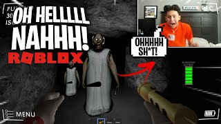 PLAYING ROBLOX FOR THE FIRST TIME *INTENSE*