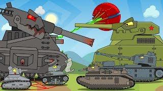 Все серии Левиафана + бонусная концовка Мультики про танки