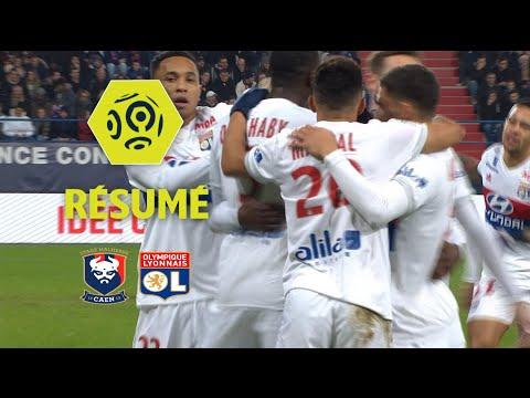 Caen vs Olympique Lyon