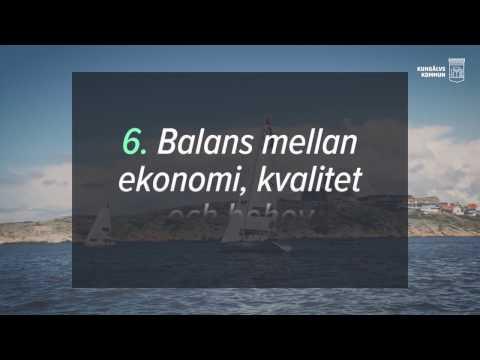 Kungälv - Kungälvs kommunfullmäktiges strategiska mål