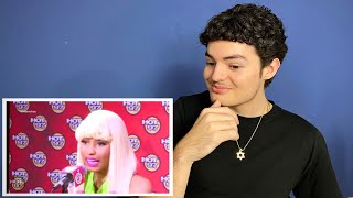 Nicki Minaj's Shadiest / Diva Moments | REACTION