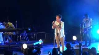 """fun. - """"One Foot"""" (Live in San Diego 8-15-12)"""