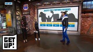 Jalen Rose's most tortured sports fan bases | Get Up! | ESPN
