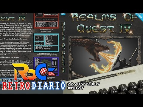 RetroDiario Noticias Retro Commodore y Amiga (22/05/2017) #0027