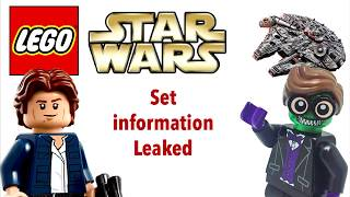 Lego Han Solo Movie Set Information Leaked