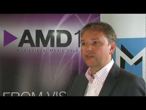 Interview: Matthias Greve von VideoWeb im Rahmen der AMD11