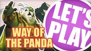 Let's Play: Way of the Panda