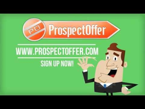 ProspectOffer - A Free and Easy Opt-in Solution