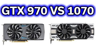 GTX 970 vs 1070 - Is it Worth Upgrading? - Should you buy a GTX 970?
