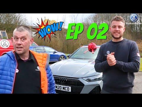 Suprise Present Audi Rs6 | Volksmaster This Is Us | Ep02