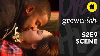 grown-ish Season 2, Episode 9 | Aaron and Ana Get It On | Freeform