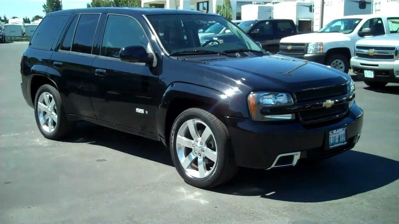 Chevy Trailblazer SS - YouTube