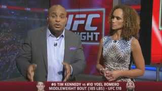 Daniel Cormier named co-host of UFC TONIGHT on FOX Sports 1
