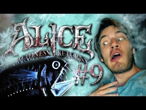 THESE MONSTERS MAKE ME NOPE! - Alice: Madness Returns - Part 9 - Smashpipe Games
