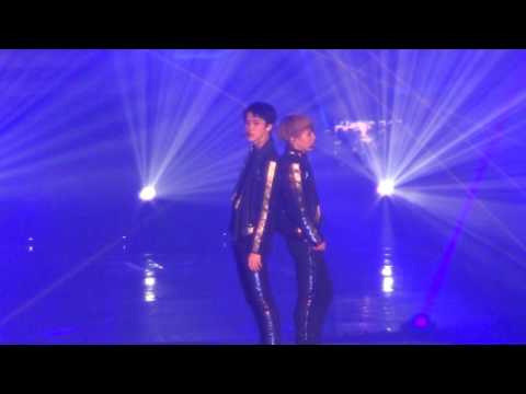 160731 EXO'rDIUM in Seoul - EXO LIGHTSABER [FULL focus]