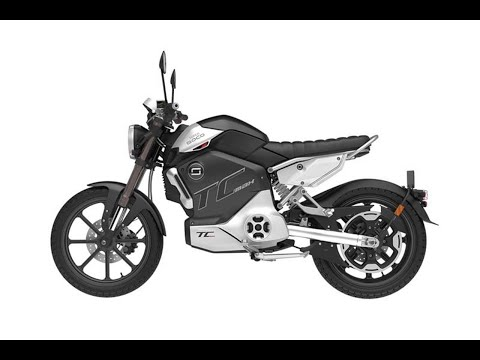 Unboxing & Build TC Max 5kw 60mph Electric Motorcycle - Green-Mopeds.com