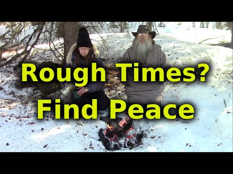 How We Find And Experience Peace