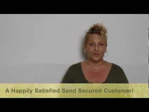 Sand Secured's First Testimonial