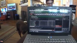 Fantasy Football Draft Day Vlog