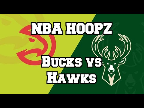 NBA Hoopz (2001) - Game Boy Color - Hawks vs Bucks