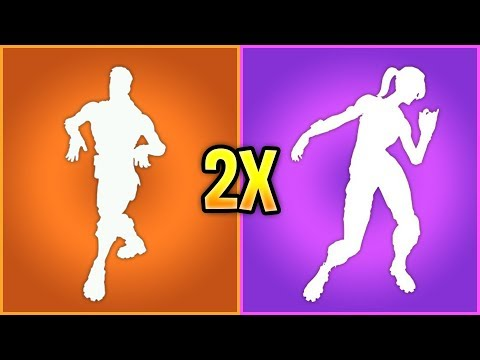 These Fortnite Emotes Sound BETTER in 2X speed..!