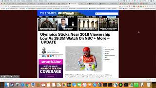 Maybe The Winter Olympics Shouldn't Be On TV