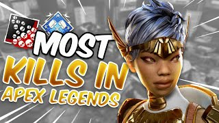 This Player is #1 OVERALL For Kills In Apex Legends On All Platforms (180,000+ Kills)