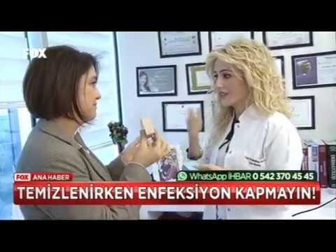 Suya sabuna dokunun ama temizse - Neslihan Dolar Fox TV Ana Haber Bülteni