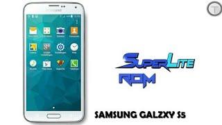 Galaxy S5 (klte)