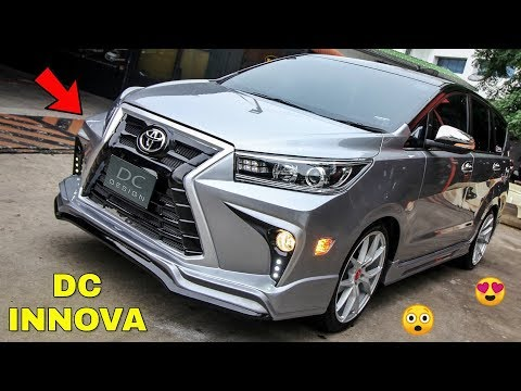 Top 10: BEST Modified Toyota Innova CRYSTA ! ! !
