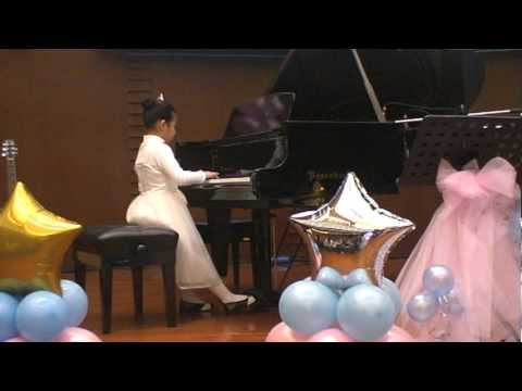 2011 Daisy Yeh 鋼琴獨奏 - Way Back into Love