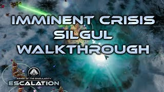 Ashes of the Singularity Escalation Silgul walkthrough Imminent Crisis campaign