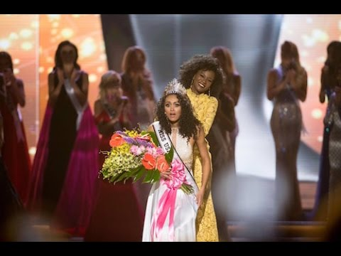New Miss USA Attacked For Not Being