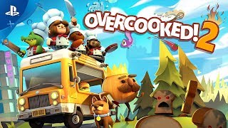 Overcooked 2 - E3 2018 Announcement Trailer | PS4