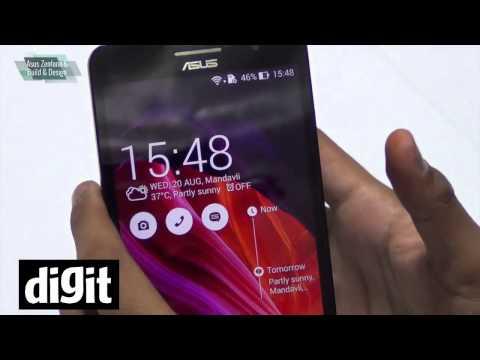 Asus Zenfone 6 Review   Build  Design