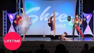 "Dance Moms: Group Dance - ""Freak Show"" (Season 5)   Lifetime"
