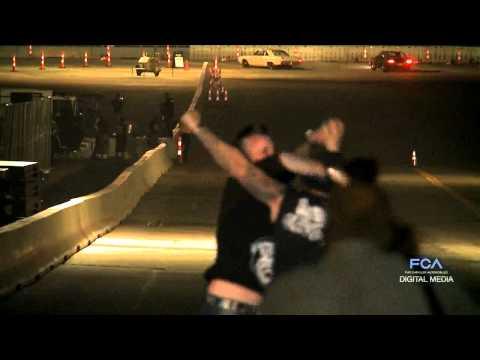 Gas Monkey vs. ROADKILL Drag Race