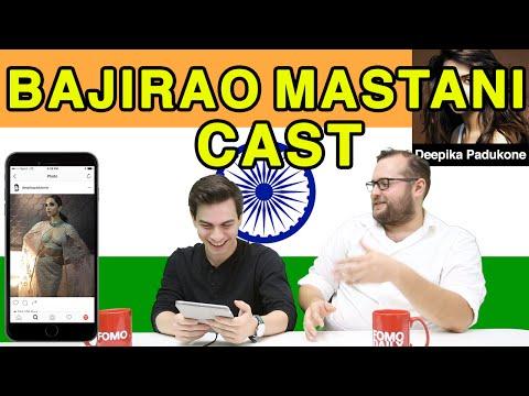 Like, DM, Unfollow: Bajirao Mastani Cast