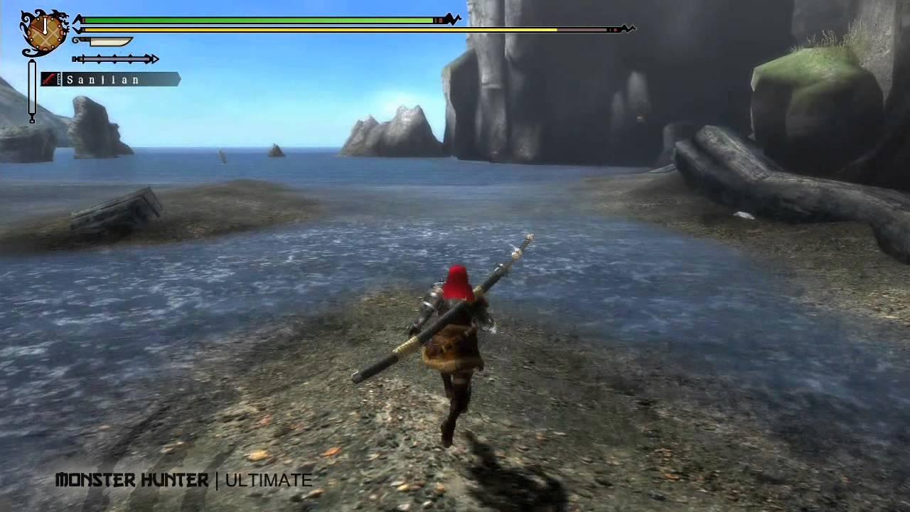 Fishing Rod   Monster Hunter World Wiki