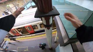 Race The Tube - London Parkour POV 🇬🇧