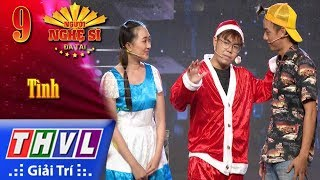 THVL | Người nghệ sĩ đa tài 2017 - Tập 9[1]: Ông Noel giáng trần - Nguyễn Huy