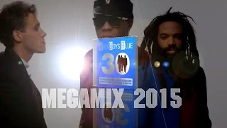BAD BOYS BLUE ♛ Megamix 2015 ♛ 25 Hits (1984-2015)
