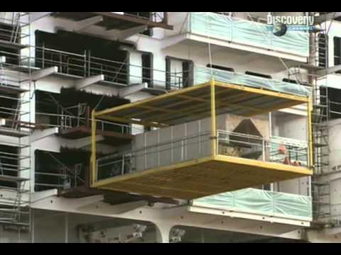Stavba lode Freedom of the Seas